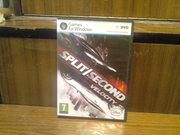 DVD-диск с игрой Split/Second